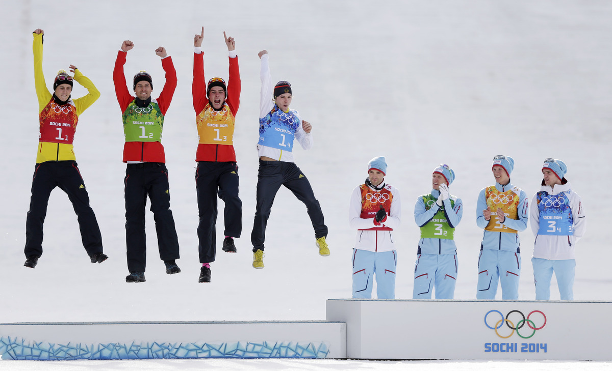 2014 Olympics Photos: Day 15 Of The Sochi Winter Games