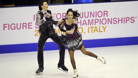 World junior championships offer insight into future skating stars