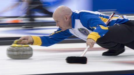 Kevin Koe has high hopes for world curling championship