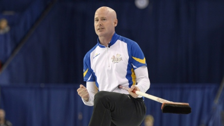 Koe leads Team Canada to victory in worlds opener