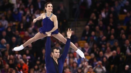 Canada's Duhamel, Radford strike back-to-back gold at figure skating worlds