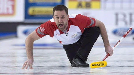 Curling under another round of sweeping changes