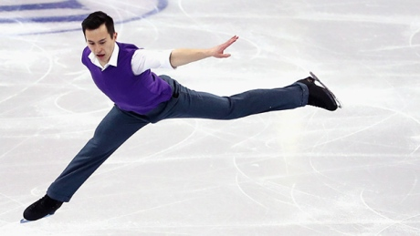 Patrick Chan ready to turn the page with new coach