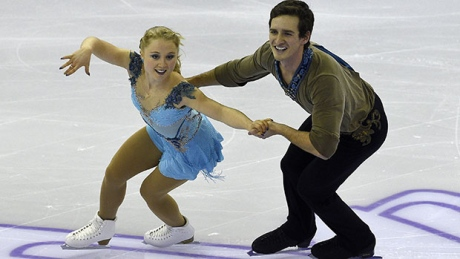 Seguin & Bilodeau could be Canada's next skating stars