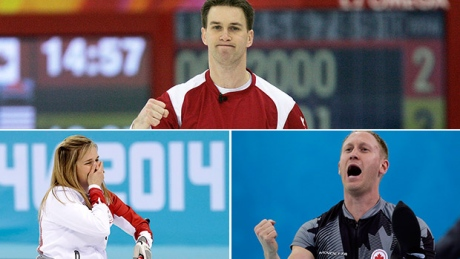 Road to the Olympic Games: Canadian curlers' toughest task