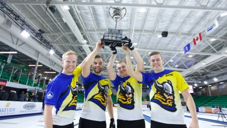 Team Edin steals in extras to win Masters Grand Slam final