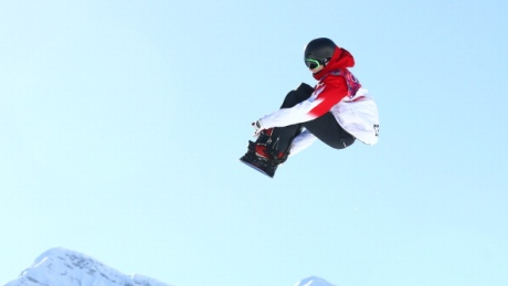 Canada's Parrot taking snowboarding in new direction for Pyeongchang