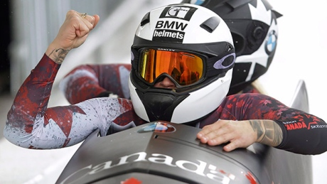 Kaillie Humphries on the hunt for new bobsleigh talent