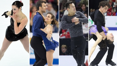 Who's qualified for the Grand Prix of Figure Skating Final?