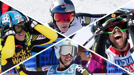 Road to the Olympic Games: Alpine alarm bells