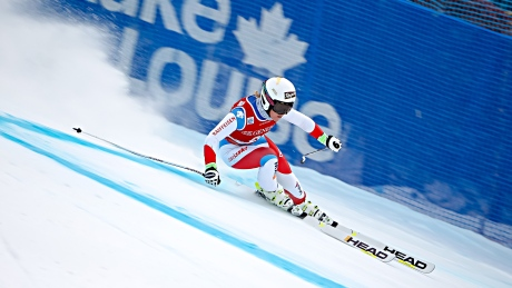 World Cup alpine skiing: Women's downhill at Lake Louise