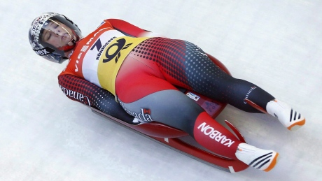 Canada's Gough tops World Cup luge podium in Whistler