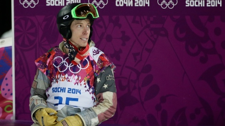 Shaun White's snowboarding series could have Olympic connections