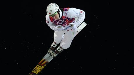 Canadian aerials team earns silver at freestyle skiing World Cup