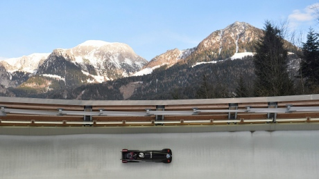 Germany replaces Russia as bobsled, skeleton worlds host