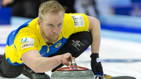 Curlers Edin, Jacobs advance to A final at Canadian Open