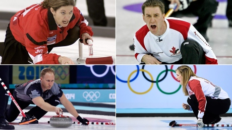 Classic rock: Celebrating 55 years of curling on CBC