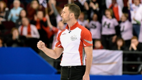 Brad Gushue shuts out Brad Jacobs to reach final at Canadian Open