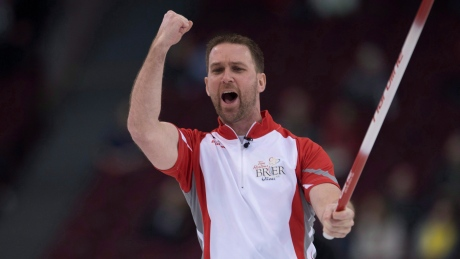 Big ends boost Brad Gushue to victory in Canadian Open final