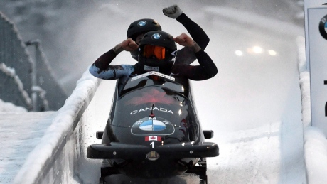 Olympic sports roundup: Kaillie Humphries back on top