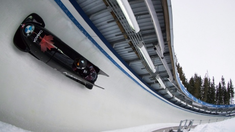World Cup bobsleigh & skeleton from Winterberg, Germany