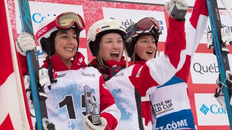 Road to Pyeongchang: Canada remains 2nd on World Cup circuit