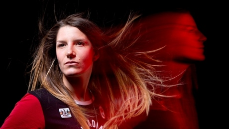 Canadian freestyle skiing star Kaya Turski opens up about her struggles with chronic headaches