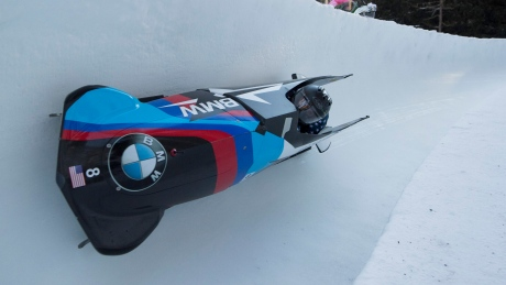 American Meyers Taylor claims 3rd straight bobsleigh World Cup, Humphries slides to 4th