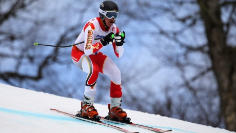 Mac Marcoux claims 4th gold, slalom title at para-alpine worlds