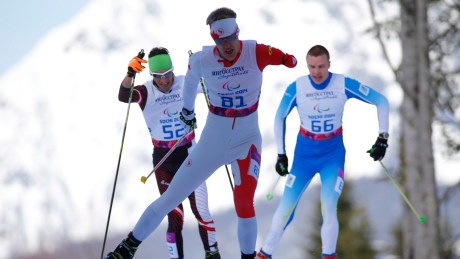 Canada's Mark Arendz opens with biathlon gold at para-nordic worlds