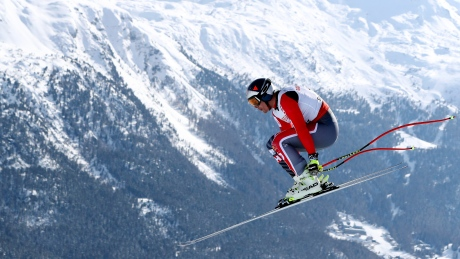Canada's Erik Guay rips Olympics after winning silver at downhill worlds