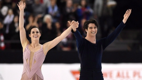 Tessa Virtue, Scott Moir claim ice dance gold at Four Continents