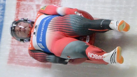 Luge World Cup from Pyeongchang