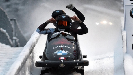 Bobsleigh world championships