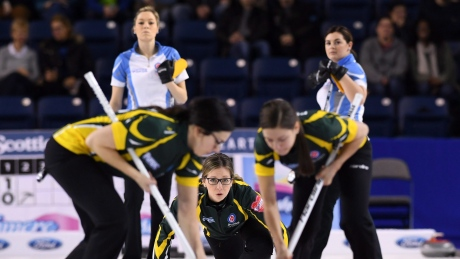 Northern Ontario's Krista McCarville aiming for easier path at Scotties