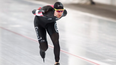 Canada earns pair of silver medals at long track World Cup