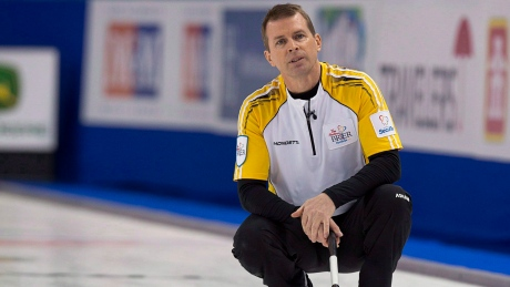 Canada remains behind the 8-ball in mixed doubles curling