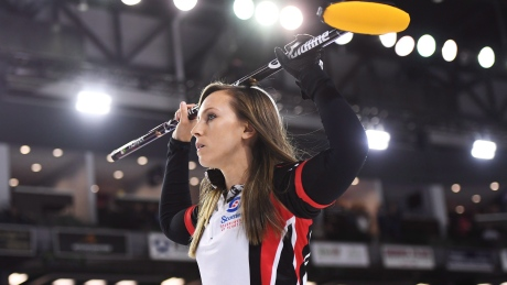 Rachel Homan wants to be good as gold at women's curling worlds