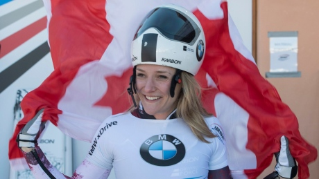 Mirela Rahneva wraps up 'exciting' rookie season, finishes 3rd overall in World Cup skeleton
