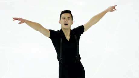 Patrick Chan forced to follow suit with wave of new figure skaters