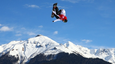 For Mark McMorris, risk of backcountry snowboarding is part of the sport
