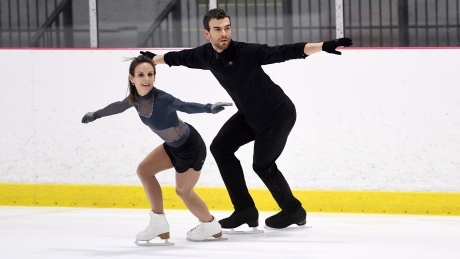 World pairs champion Eric Radford battling injury