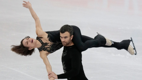 Defending pairs champions Duhamel, Radford struggle at worlds