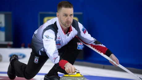 Canada's Gushue tops Switzerland in curling worlds opener
