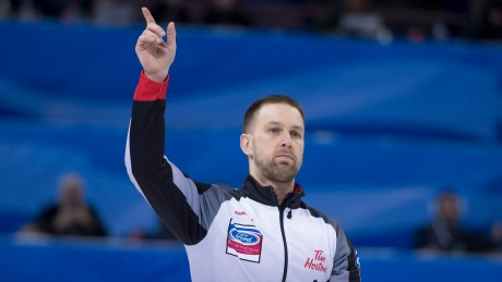 Brad Gushue downs Edin to advance to men's curling worlds final