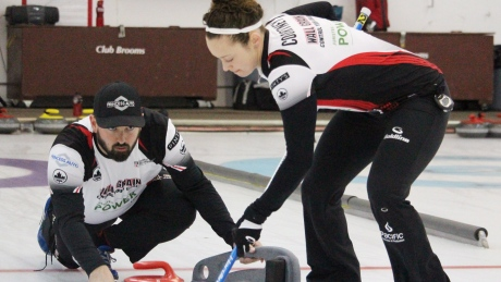 Canada nails down best-ever result with silver in world mixed doubles curling