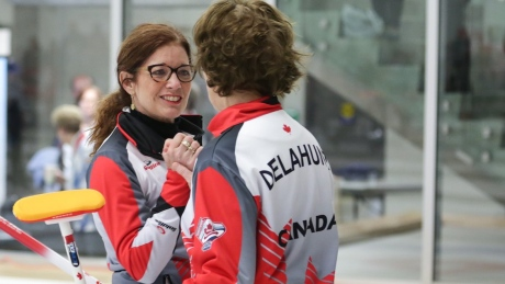Team Canada wins gold at World Senior Curling Championships