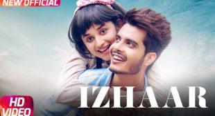 Gurnazar Song Izhaar is Out Now