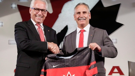 Canadian men's Olympic hockey management team offers no surprises