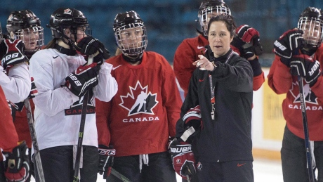 Canadian women seek 'warrior mindset' in pursuit of 5th straight Olympic hockey gold